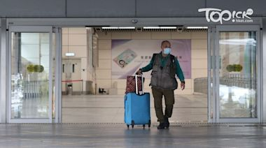 【防疫措施】已打兩針香港居民如離港前接受血清測試呈陽性 3個月內返港可縮短檢疫期至7天 - 香港經濟日報 - TOPick - 新聞 - 社會