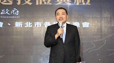 新北市長民調大贏陳時中、林佳龍 侯友宜:市政做好最重要