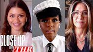 Drama Actress Roundtable With Janelle Monáe, Zendaya, Reese Witherspoon, Jennifer Aniston, Helena Bonham Carter & Rose Byrne