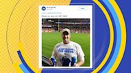 'Bud Light guy' scores tickets to World Series Game 6