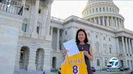 OC congresswoman introduces Kobe Bryant Day resolution