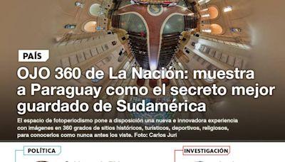 La Nación / LN PM: Las noticias más importantes de la siesta del 22 de octubre