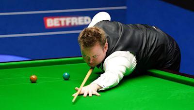 Shaun Murphy wins last two frames to keep hopes alive in Kyren Wilson semi-final