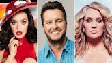 Katy Perry, Luke Bryan and Carrie Underwood land Las Vegas residencies