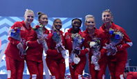 Meet Team USA's women's gymnastics team in these incredible images of Simone Biles and the Tokyo Olympics squad