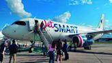 JetSMART inició sus vuelos a Jujuy