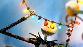 This 'Nightmare Before Christmas' Ball and Bazaar Is the Spookiest Way to Celebrate the Holidays