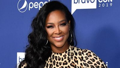 Kenya Moore eliminated from 'DWTS' on Halloween-themed episode