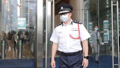 信報即時新聞 -- 鄧炳強:8紀律部隊人員涉網上發表嘲諷言論被停職