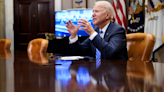 Biden backs new war powers vote in Congress, White House says
