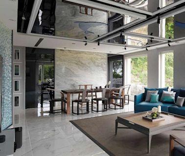 18年獨棟老屋大翻新!引景入室、開放格局的低奢氛圍讓別墅生活更迷人