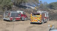 Cal Fire Crews Reach 80% Containment on Fremont Fire Near Napa-Sonoma County Line