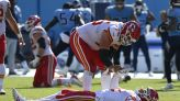 Chiefs aim to get on track as Giants visit Arrowhead Stadium