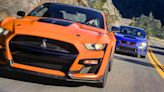 Unexpected Rivals: Ford Mustang Shelby GT500 vs. Subaru STI S209