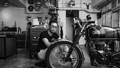 機械狂人:陳楷遜 Carson Chan -- LifeStyle Journal 優雅生活