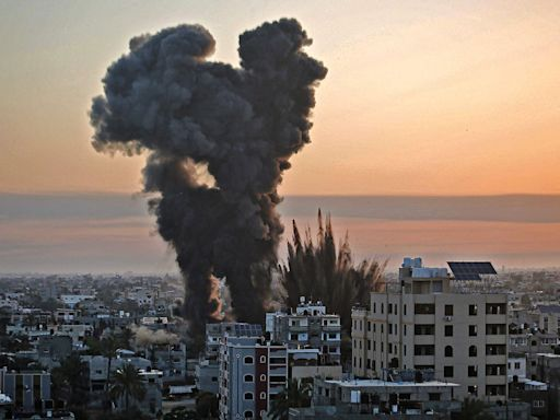 Israel news - live: Biden says violence to end 'sooner rather than later' as 19 children among 74 dead