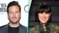 Armie Hammer & Rumer Willis Spotted Together Nearly 2 Months After Elizabeth Chambers Split