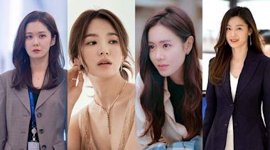 孫藝珍、宋慧喬女神回歸!2021最值得期待韓劇「大談姐弟戀」力拼全智賢喪屍片!
