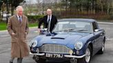 Prince Charles says his Aston Martin runs on fuel made from wine and cheese