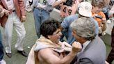 David Yarrow talks famous 1986 Maradona World Cup photo: 'He looked magnificent'