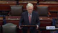 Mitch McConnell Remembers Colin Powell as 'Trailblazing Leader'