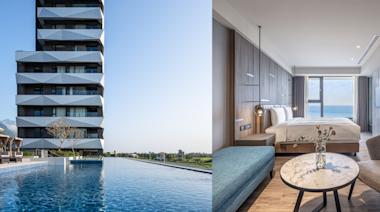 2021花蓮最新飯店!「煙波花蓮太魯閣」5大住宿亮點必收,「270度環景房型,還有無邊際泳池,擁抱無敵太平洋美景!」