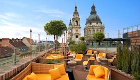 The best luxury bars in Budapest