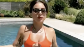 Lady Gaga's Strong Bod Is The ⭐️ Of Her New Bikini Video On Instagram