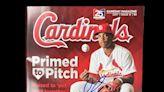 Alex Reyes Autographed Cardinals GameDay Magazine