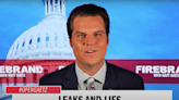 Matt Gaetz calls for two more tied to $25M extortion scheme to be charged after one indicted