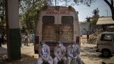 Asia Today: India records 320K cases as foreign help arrives