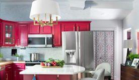 Red Kitchen Paint Ideas