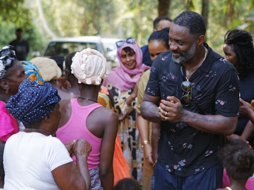 Idris Elba: We can all help solve climate change