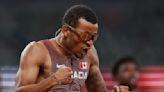 Athletics-De Grasse ready to dominate sprints, says Bolt