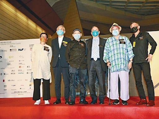 香港美事——《七人樂隊》為電影節揭開序幕