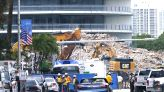 Firefighters officially end search for human remains at collapsed Florida condo