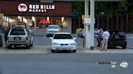Busy gas pumps before holiday weekend