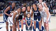 8-year-old with blood disorder gets surprise from UConn women's basketball team