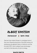 Albert Einstein - Quotes, Death & Facts - Biography