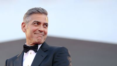 George Clooney reveals freak-out moment when he learned his star in 'The Midnight Sky' was pregnant