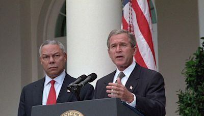 George W Bush leads Colin Powell tributes after ex-secretary of state dies