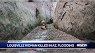 Louisville woman killed in Arizona flooding