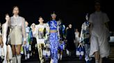 Dior channels ancient Greece for Cruise collection