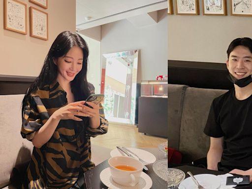 韓藝瑟親自公佈戀情!曬出與男朋友的約會照:「向大家介紹一下我的男朋友」