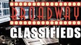 New Part & Full Time Theatre Jobs on This Week's New Classifieds on BWW - 1/14/2021