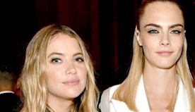 Are Cara Delevingne and Ashley Benson Engaged? Fans Think So!