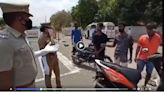 【錯誤】網傳影片宣稱「新妙招,印度捉到沒有戴口罩的市民 ,關到一架救護車裡鎖住 ,裡面有一個假扮確診的患者...」?