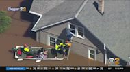 Receding Flood Waters Reveal Damage, Destruction Suffered In New Jersey