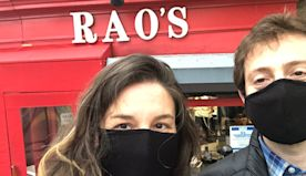 I got takeout from Rao's, one of New York City's most exclusive and iconic restaurants, during a pandemic. Here's what it was like.