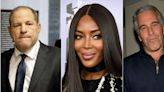 Naomi Campbell brushed off connections to Harvey Weinstein and Jeffrey Epstein
